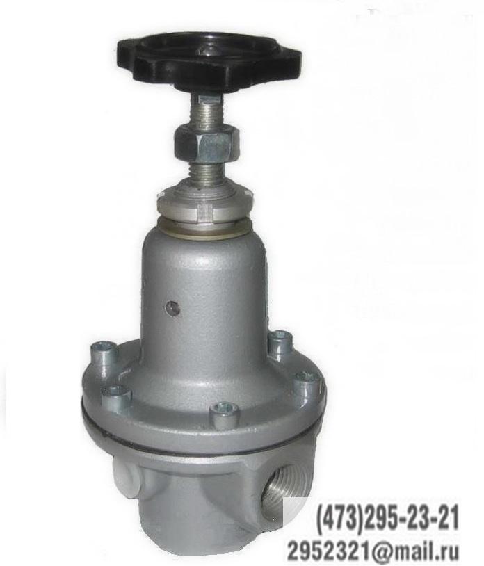 Клапан редукционный, ПКР 112-25