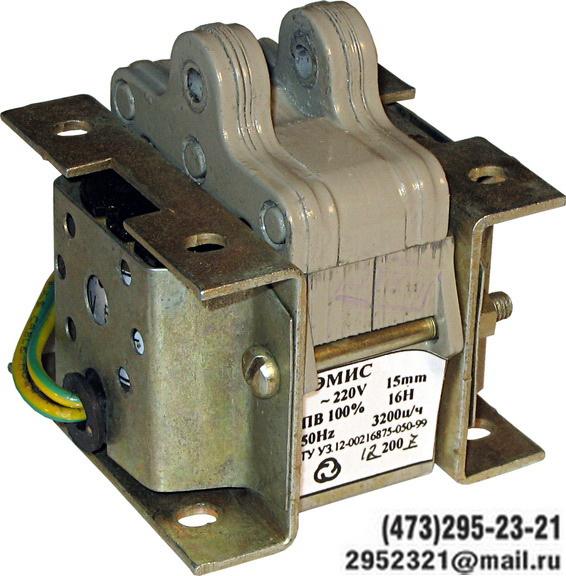 Электромагнит ЭМИС 6100