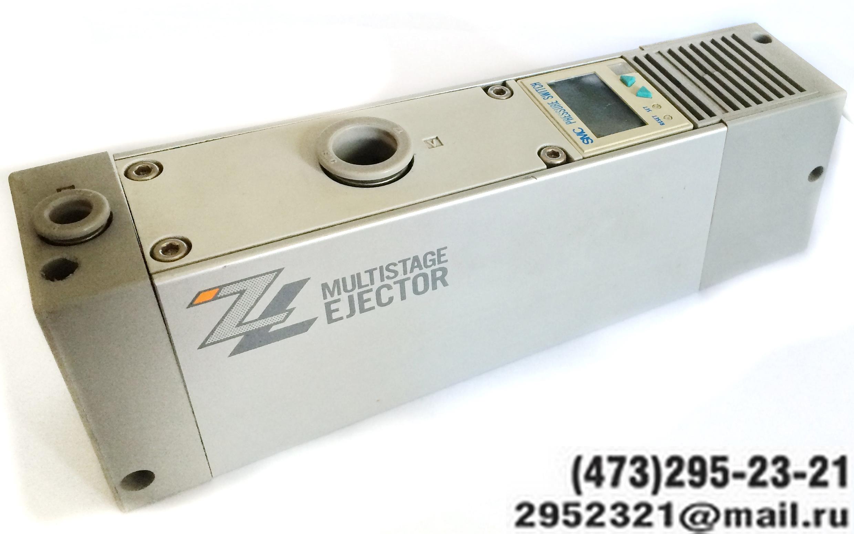 Генератор вакуума SMC ZL112-E25