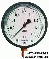 Манометр технический МТ-160