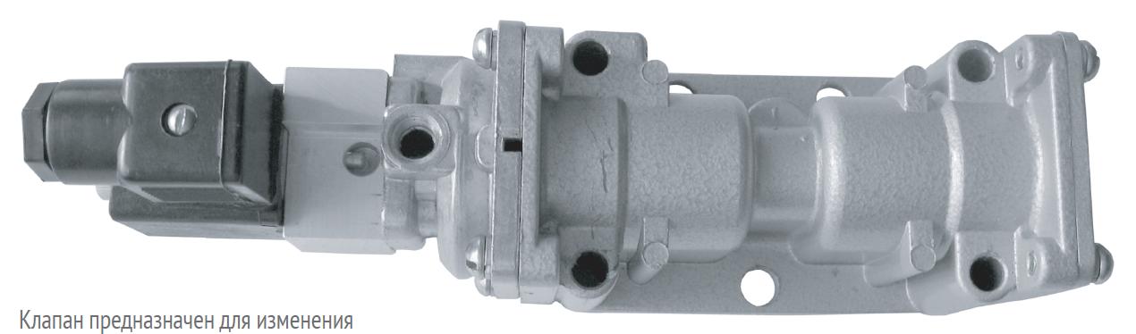 Клапан электропневматический типа КЭП-16 24В 110В 220В