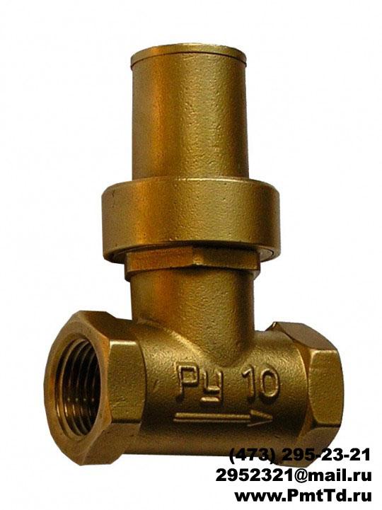 Регулятор давления воды РДВ-2А-М.00.00ПС